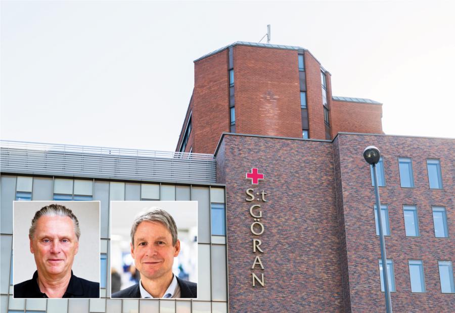 Capio St Göran's Hospital in Stockholm becomes a university healthcare unit