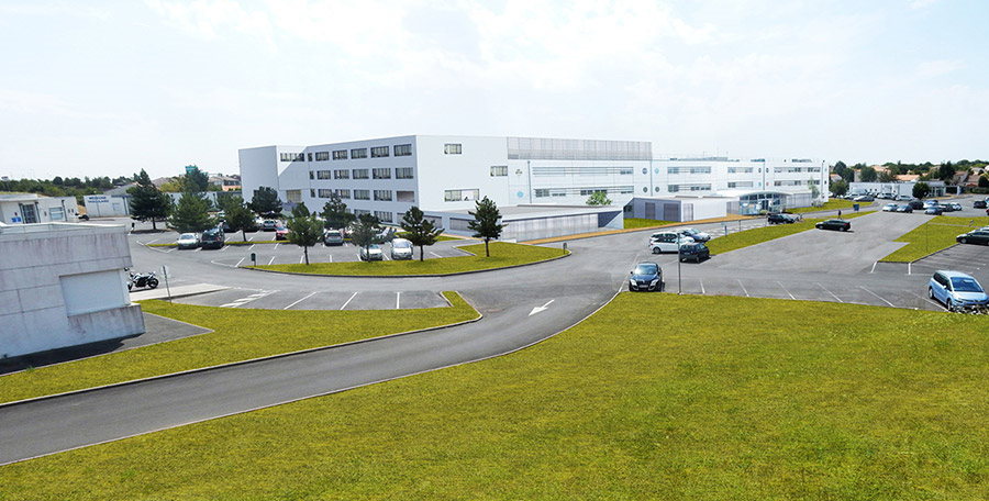 Ramsay Santé opens a new 12,000m² health centre on the site of the Atlantic Clinic in Puilboreau (17)